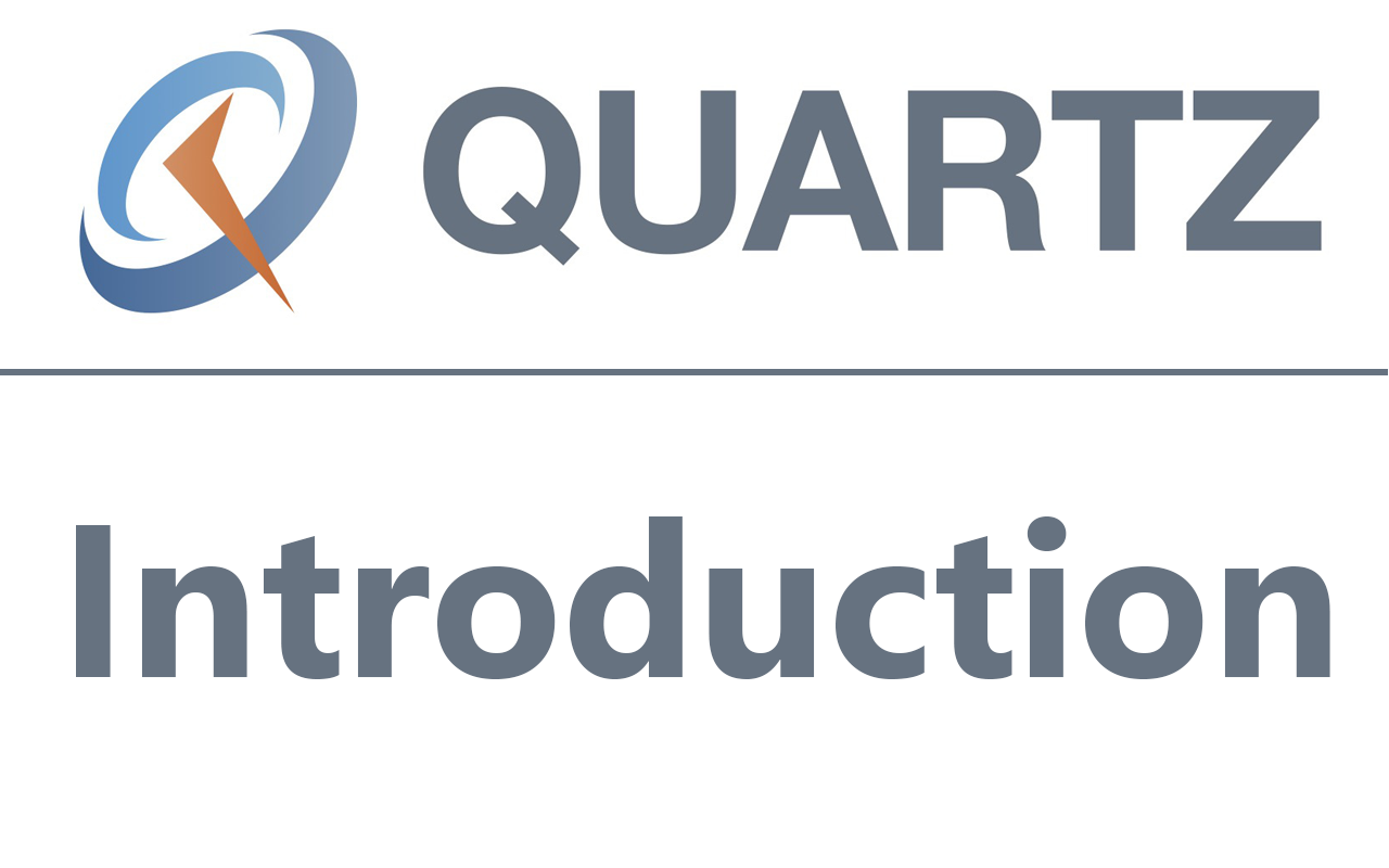 Introduction to Quartz NET