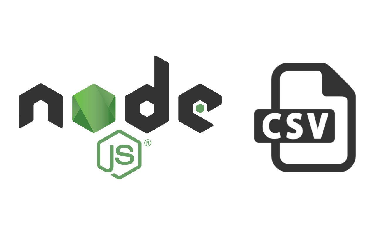 Parsing a CSV file using Node/JavaScript