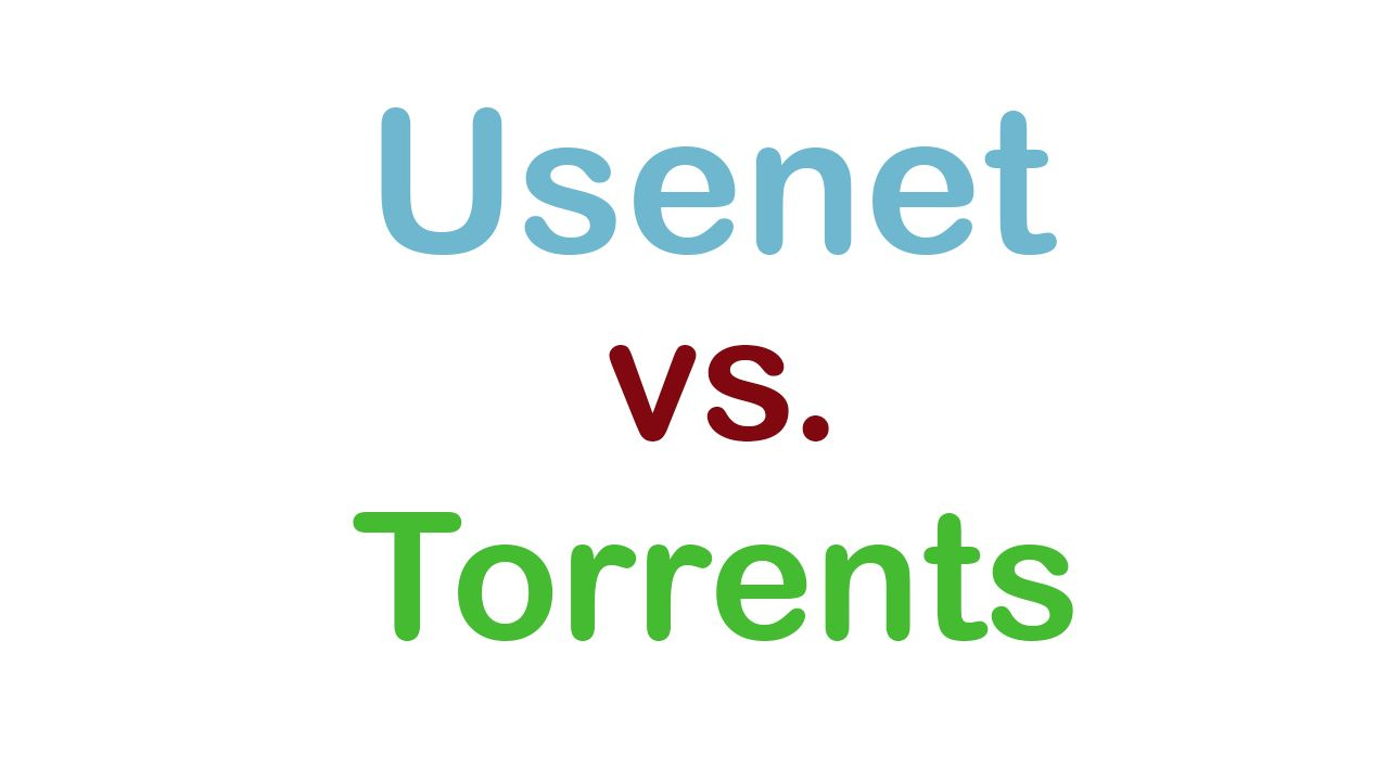 Switching from Torrents to Usenets - The Why and How