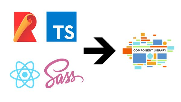Creating a React Component library using Rollup, Typescript, Sass and Storybook